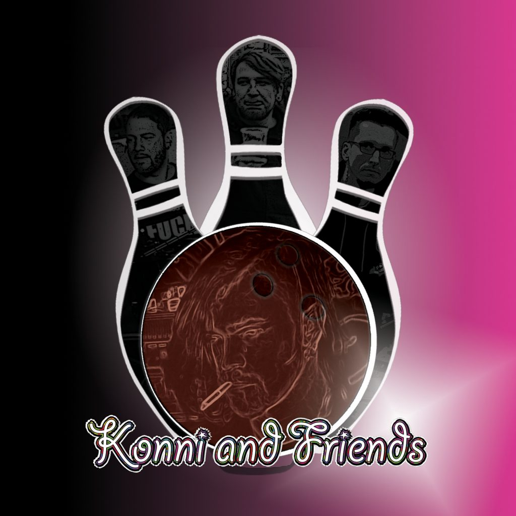 Logo Konni and Friends